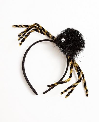 Diadème avec une araignée